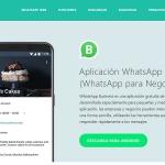 WhatsApp Business, la nueva herramienta de los empresarios
