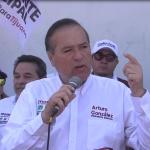 Define Arturo González su estrategia vs la violencia en Tijuana