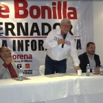 Promete Bonilla recorrer la aduana