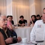 Arturo González Cruz buscará un cambio de mando en la SSPM