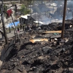 Pierden todo por incendio en Lomas Taurinas