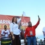 Apoya Marina del Pilar la municipalización de San Felipe