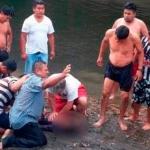 Muere niña ahogada por bautizo en río de Xalapa