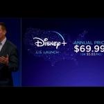 Caen acciones de Netflix ante anuncio de Disney+