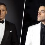 Rami Malek será villano en la nueva película de James Bond