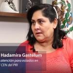 Charlando con … Sen. Diva Hadamira Gastélum