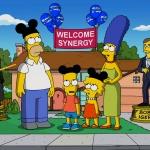 Así celebran Los Simpson su llegada a Disney+
