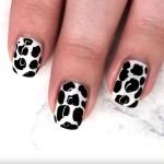 Uñas de vaca, la última tendencia en uñas.
