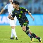 Diego Laínez entre los jugadores promesa del mundial Sub-20 de Polonia