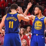Warriors van a la final del Oeste por 5to año seguido