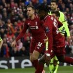 Increíble remontada del Liverpool en Anfield