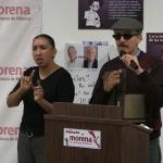Arturo González ofrece inclusión a discapacitados en su gobierno