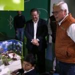 """Bonilla propone que """"El Trompo"""" sea un museo """"de todos"""""""