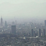 El Valle de México amanece con mala calidad del aire y a un paso de la contingencia ambiental