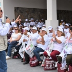 A votar para hacer de BC una potencia económica: Bonilla