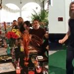 """Thor baila """"La Bamba"""" con Mariachi y se hace viral"""
