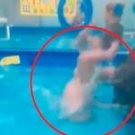 Entrenadora de natación ahoga a bebés con discapacidades