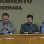 Detienen instalación de parquímetros en Ensenada