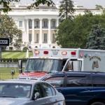 Murió el hombre que se prendió fuego cerca de la Casa Blanca
