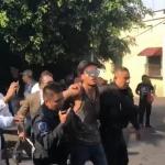 Disparan contra manifestantes en el zócalo de la ciudad de Cuernavaca