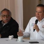 Arturo González afirma que la violencia hacia periodistas debe terminar