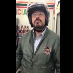 Agrede motociclista a cajera por no tener cambio