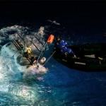 Logra récord mundial de profundidad y se lleva una sorpresa