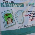 Instalan 120 casas de hidratación oral en Mexicali por calor