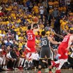 Raptors logran su primer campeonato de NBA