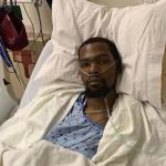 Kevin Durant confirmó una rotura en tendón de Aquiles