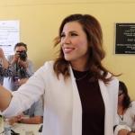 Habrá buena respuesta ciudadana en esta elección: Marina del Pilar