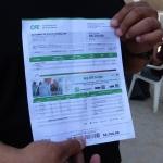 """Siguen recibiendo mexicalenses """"recibos locos"""" de la CFE"""