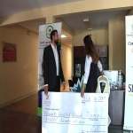 Canirac dona 50 mil pesos a niños con cáncer del HGT