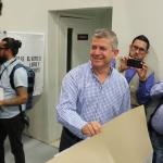 Confía Oscar Vega Marín en que será favorecido con el voto ciudadano