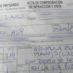 Policía de tránsito multa a mujer por exceso de belleza