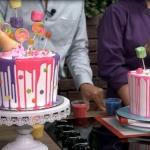 Pasteles para fiestas infantiles