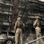Ataque a oficina de candidato afgano deja alrededor de 20 muertos y 50 heridos