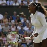 Serena Williams halla ritmo en Wimbledon