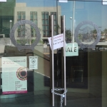 Dejan diputadas electas plantados a manifestantes del Congreso de BC