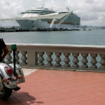 Muere niña de año y medio al caer de crucero en Puerto Rico