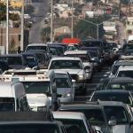 Este fin de semana se intensificará el tráfico en Tijuana