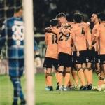 Se jugó la ida de la reclasificación a la Europa League