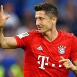Espectacular Robert Lewandosky en la victoria del Bayern Múnich