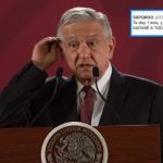 Amenazan de muerte a AMLO en cuentas de gobierno de Jalisco y Quintana Roo