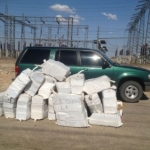 Militares aseguran en Tecate droga valorada en 97 mdp