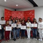 Entrega el patronato de Becas del CEUX, Apoyos a Estudiantes de Universidad Xochicalco