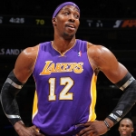 Dwight Howard ya firmó con Lakers por una temporada