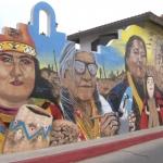 Inauguran mural en honor a los pueblos nativos de BC