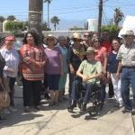 Maestros jubilados otra vez sin dinero para sus gastos y comida en Baja California
