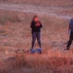 Lo asesinan en Valle de las Palmas